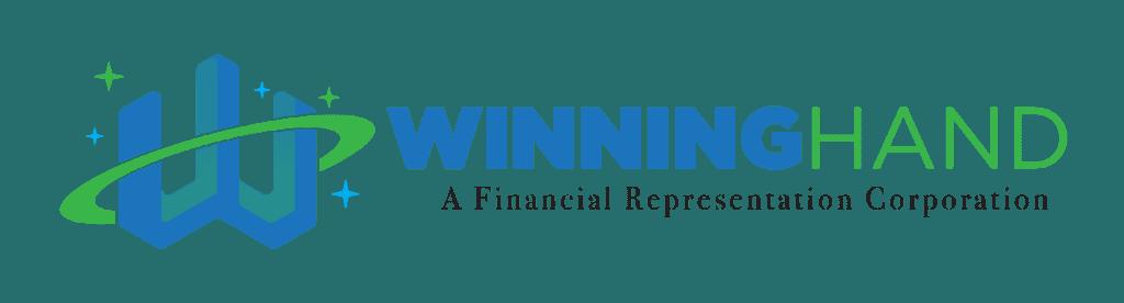winning hang financial representation company logo