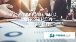 winning hand financial representation corporation 1