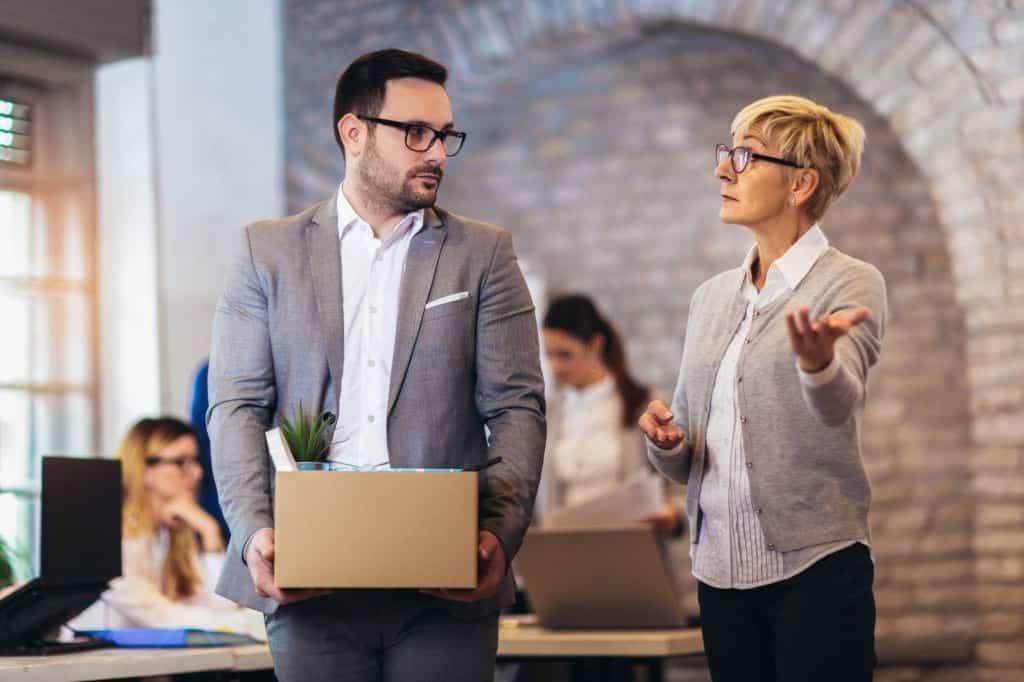 business broker avoid employee layoff