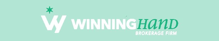 Winning Hand Brokerage Firm logo