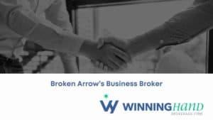 business broker broken arrow oklahoma